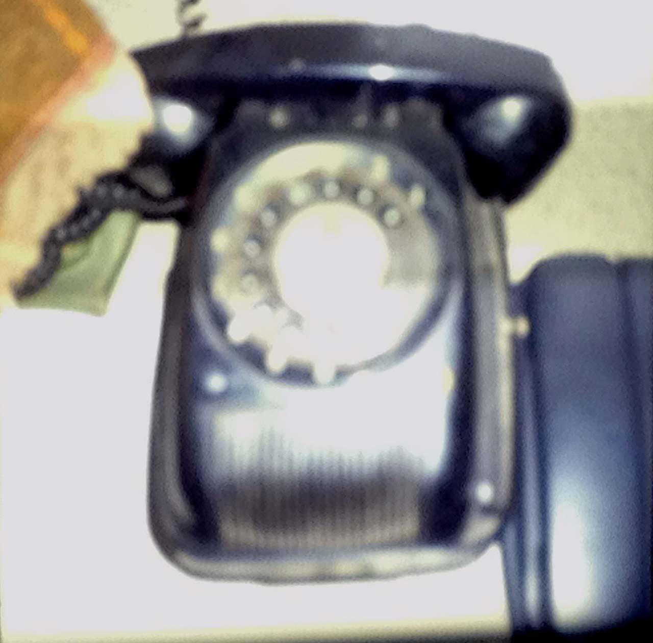 有線電話機