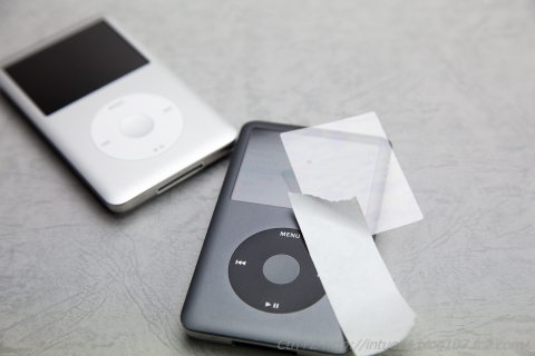 iPod Classic 保護フィルム