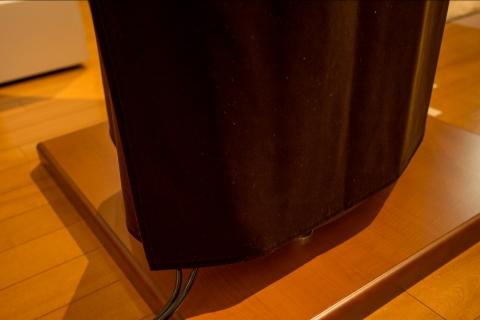 802Diamond スピーカーカバー