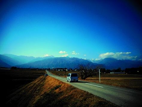 安曇野の風景③