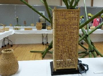 竹工芸展②