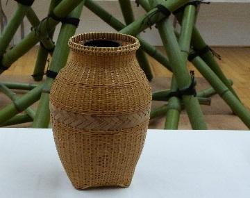 竹工芸展③