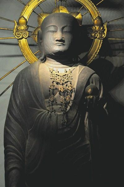 観音寺・地蔵菩薩立像