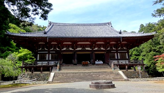 神護寺・金堂