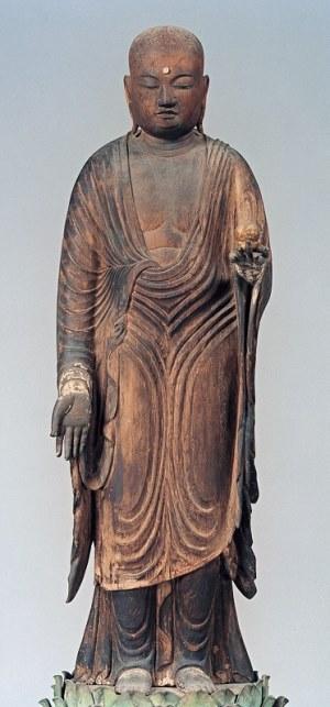 永昌寺・地蔵菩薩立像