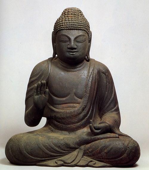 須賀神社(滋賀県大津市)・薬師如来坐像