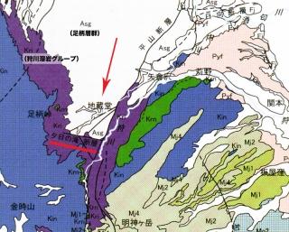 「箱根火山」図2-1-1より抜粋加筆
