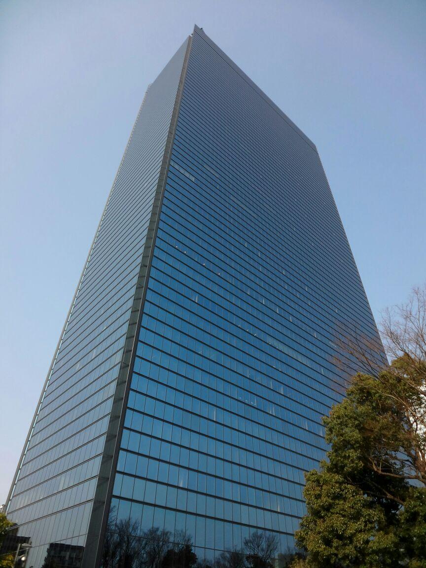 大阪城_クリスタルタワー - 大阪市の超高層ビル・タワーマンション