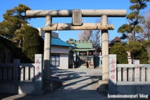 白髭神社(江戸川区一之江)1