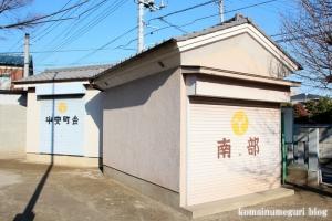 白髭神社(江戸川区一之江)6