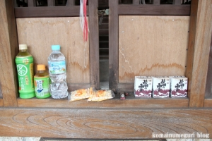 浅間神社( 立川市富士見町)7