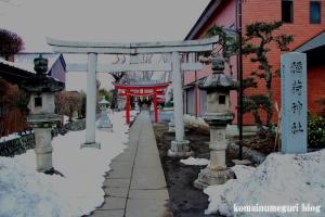 稲荷神社(昭島市郷地町)1