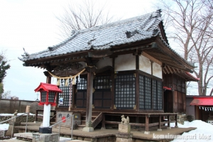 稲荷神社(昭島市郷地町)13