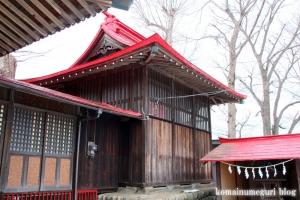 稲荷神社(昭島市郷地町)18
