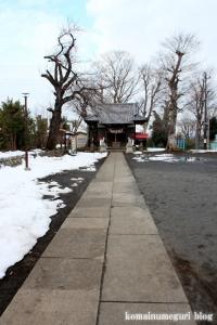 稲荷神社(昭島市郷地町)6