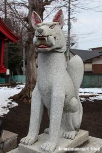 稲荷神社(昭島市郷地町)8
