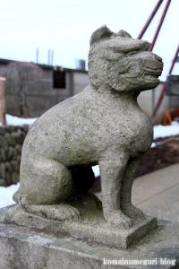 稲荷神社(昭島市郷地町)11