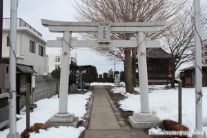 十二神社(昭島市玉川町)1