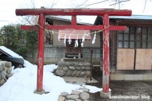 十二神社(昭島市玉川町)14