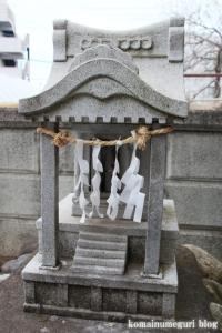 十二神社(昭島市玉川町)12