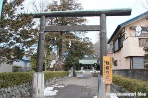 駒形神社(昭島市大神町)3
