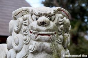 駒形神社(昭島市大神町)10