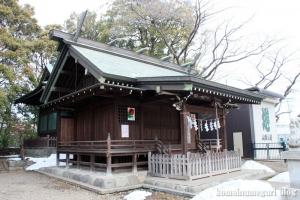 駒形神社(昭島市大神町)11