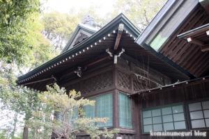 駒形神社(昭島市大神町)12