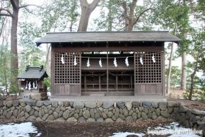 駒形神社(昭島市大神町)15