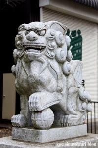 駒形神社(昭島市大神町)6