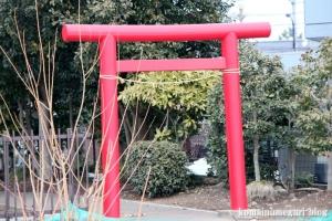 稲荷神社(昭島市田中町)1