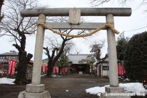 田中稲荷神社(昭島市田中町)2
