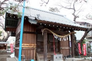 田中稲荷神社(昭島市田中町)7
