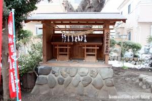 田中稲荷神社(昭島市田中町)9