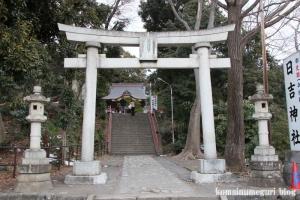 日吉神社(昭島市拝島町)5