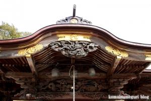 日吉神社(昭島市拝島町)16