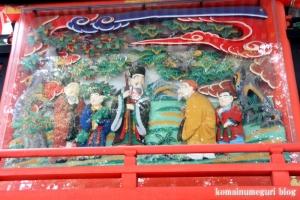 日吉神社(昭島市拝島町)21