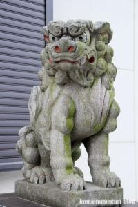 日吉神社(昭島市拝島町)8