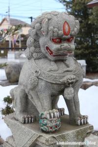 神明神社(昭島市拝島町)6