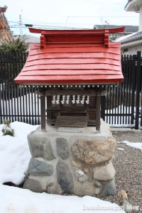 神明神社(昭島市拝島町)11