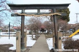 拝島天神社(昭島市拝島町)3