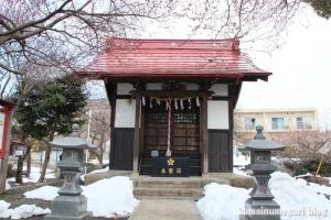 拝島天神社(昭島市拝島町)5