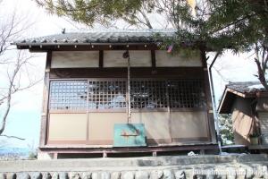 八雲神社(福生市熊川)2