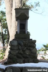 八雲神社(福生市熊川)4
