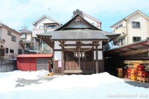 久保熊野神社(あきる野市小川)5