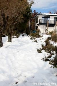 久保熊野神社(あきる野市小川)3