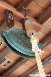 久保熊野神社(あきる野市小川)7