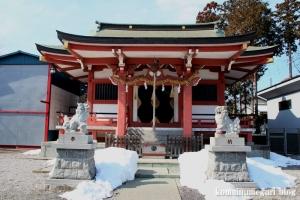 野辺八雲神社(あきる野市野辺)12