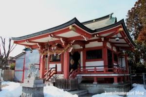 野辺八雲神社(あきる野市野辺)14
