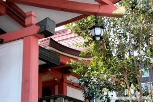 野辺八雲神社(あきる野市野辺)15